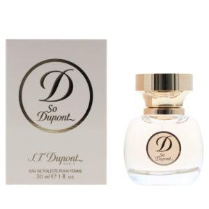 S.T. Dupont So Dupont Eau de Toilette 30ml