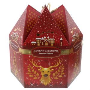 Liberty Candle Advent Calendar Homeware 2 Pieces Gift Set