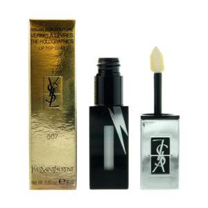 Yves Saint Laurent The Holographics Lip Top Coat 507  White Liquid Lipstick 6ml