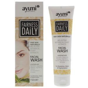 Ayumi Fairness Daily Face Wash 150ml