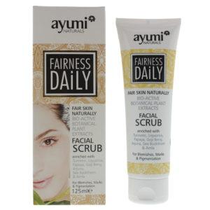 Ayumi Fairness Daily Facial Scrub 125ml