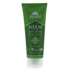 Ayumi Neem And Tea Tree Normal To Oily Skin Face Cream 100ml