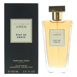 Parfums Grès Les Signes De Gres État De Grâce Eau de Parfum 100ml