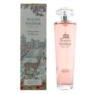 Woods Of Windsor Pomegranate & Hibiscus Eau de Toilette 100ml