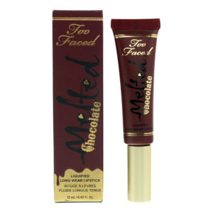 Too Faced Melted Chocolate Liquified Long Wear Cherries Lipstick 12ml