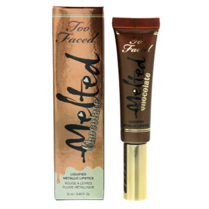Too Faced Melted Chocolate Liquified Metallic Candy Bar Lipstick 12ml