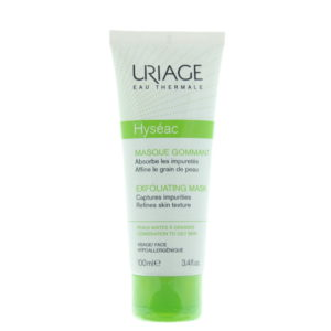 Uriage Hyséac Exfoliating Combination To Oily Skin Mask 100ml