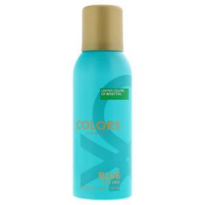 Benetton Colours De Benetton Blue Deodorant Spray 150ml