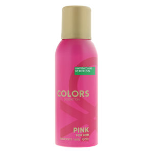 Benetton Colours De Benetton Pink Deodorant Spray 150ml