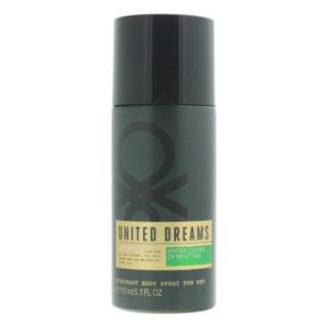 Benetton United Dreams Dream Big Deodorant Spray 150ml