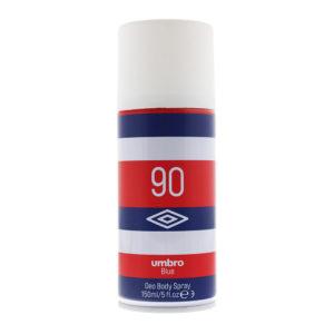 Umbro 90 Blue Body Spray 150ml