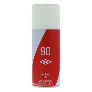 Umbro 90 Red Body Spray 150ml