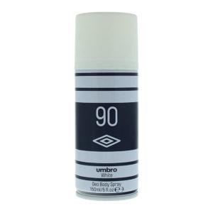 Umbro 90 White Body Spray 150ml