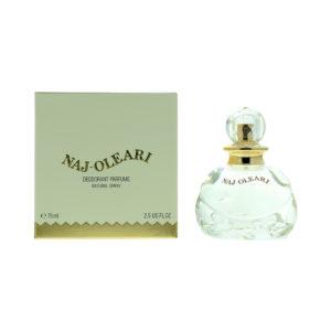 Naj-Oleari Deodorant Perfume Spray 75ml