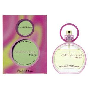 Ulric De Varens Varens Duo Floral Eau de Parfum 50ml