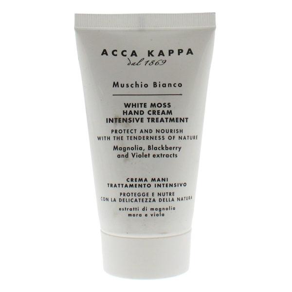 Acca Kappa White Moss Intensive Treatment Hand Cream 75ml