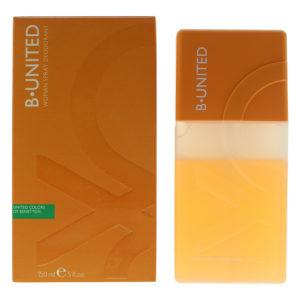 Benetton B. United Woman Deodorant Spray 150ml