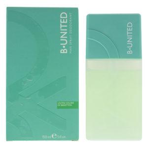 Benetton B. United Man Deodorant Spray 150ml