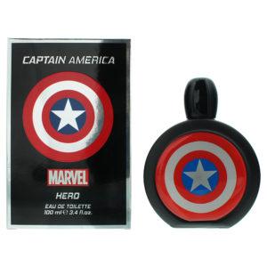 Marvel Captain America Hero Eau de Toilette 100ml