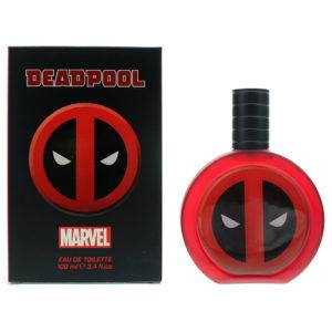 Marvel Deadpool Eau de Toilette 100ml