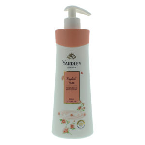 Yardley English Musk Body Lotion 400ml