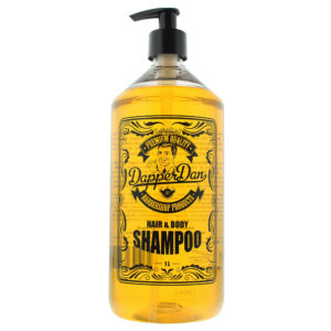 Dapper Dan Hair & Body Shampoo 1000ml