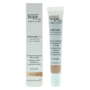 Philosophy Renewed Hope In A Jar 24-Hour Waterproof Full Coverage 6.0 Almond Concealer 10ml