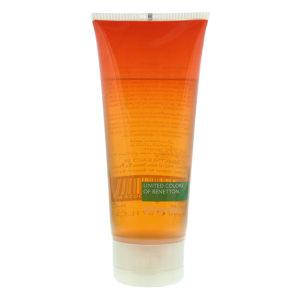 Benetton United Colors Of Benetton Woman Shower Gel 200ml