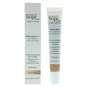 Philosophy Renewed Hope In A Jar 24-Hour Waterproof Full Coverage 7.5 Honey Concealer 10ml