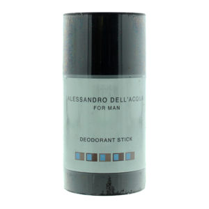 Alessandro Dell'acqua Man Deodorant Stick 75ml
