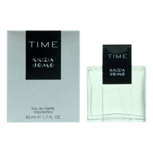 Krizia Time Uomo Eau de Toilette 50ml