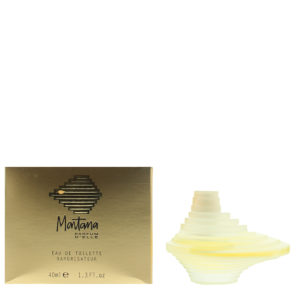 Montana Parfum D'elle Eau de Toilette 40ml