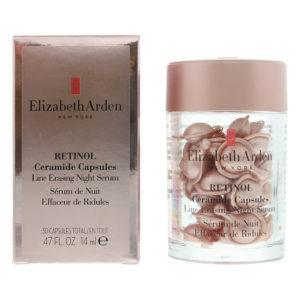 Elizabeth Arden Retinol Ceramide Capsules 30 X Line Erasing Night Serum 14ml