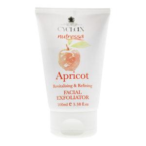 Cyclax Nutressa Apricot Exfoliator 100ml