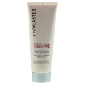 Lancaster Total Age Correction Complete Anti-Aging Spf 15 Hand Cream 75ml