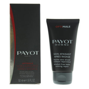 Payot Homme Optimale  Alcohol Free Aftershave Balm 50ml