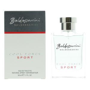 Baldessarini Cool Force Sport Eau de Toilette 50ml