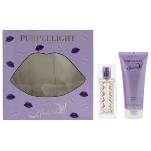 Salvador Dali Purplelight Eau de Toilette 2 Pieces Gift Set