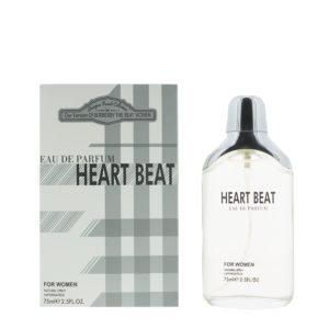 Designer French Collection Heartbeat Eau de Parfum 75ml