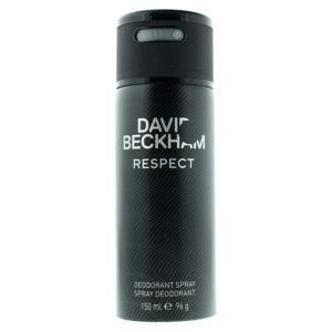 David Beckham Respect Deodorant Spray 150ml