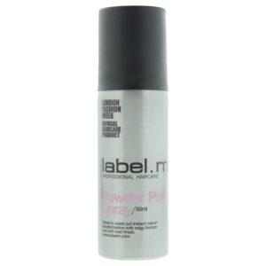 Label M Powder Pink Spray 50ml