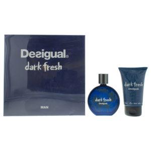 Desigual Dark Fresh Eau de Toilette 2 Pieces Gift Set