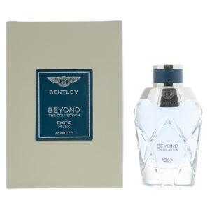 Bentley Beyond The Collection Exotic Musk Acapulco Eau de Parfum 100ml