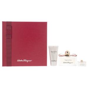 Salvatore Ferragamo Signorina Eau de Parfum 3 Pieces Gift Set