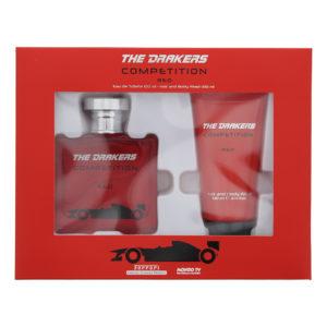 Mondo Tv Ferrari The Drakers Competition Red Eau de Toilette 2 Pieces Gift Set