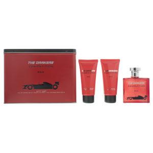 Mondo Tv Ferrari The Drakers Competition Red Eau de Toilette 3 Pieces Gift Set