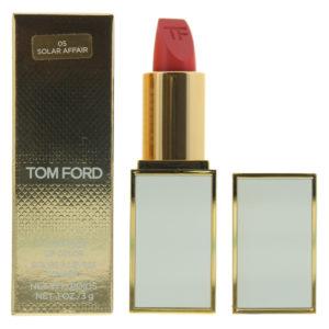 Tom Ford Lip Color Ultra Rich 05 Solar Affair Lipstick 3g