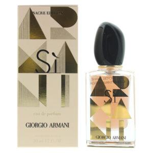 Giorgio Armani Si Nacre Edition Eau de Parfum 50ml