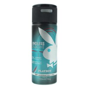 Playboy Endless Night Deodorant Spray 150ml