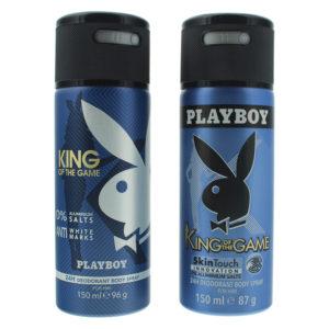 Playboy King Of The Game Deodorant Spray 150ml